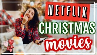 15 NETFLIX CHRISTMAS MOVIES 2018 | DAY 3 - 12 DAYS OF VLOGMAS | Page Danielle