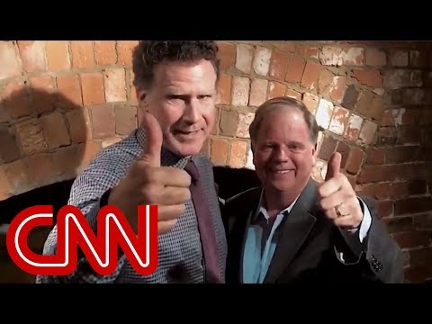Will Ferrell revives Ricky Bobby character for midterm elections