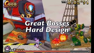 Sonic Rush Adventure (All Bosses) - Great Boss Design in Games