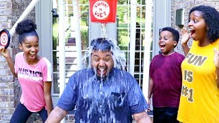 EPIC WATER DUNK CHALLENGE!!!