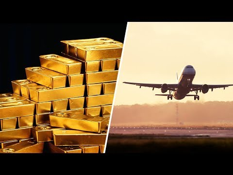 Three Tons Of Gold And Platinum Bars Fall From Siberian Plane During Takeoff