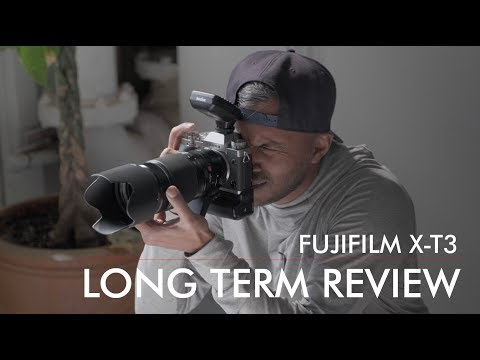 Fuji X-T3 Long Term Review // 1 Year and 4Tb Later... My Final Thoughts