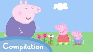 Peppa Pig English Episodes - Earth Day Compilation (new 2017!!) - #027