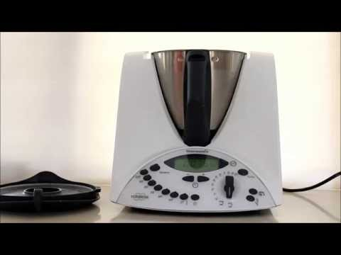 Strawberry Sorbet in the Thermomix