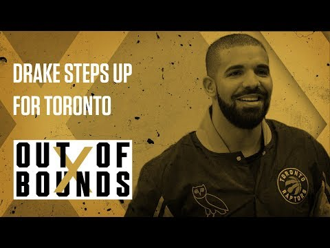 Drake Takes Bigger Role With Raptors  Out of Bounds