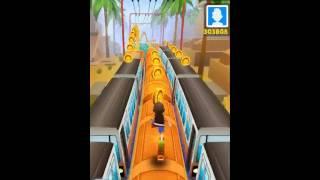 Soy millonario en subway surf cairio