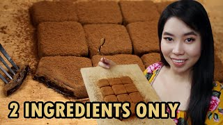 Condensed Milk Chocolate Truffles | 2 Ingredients Only | Easy Dessert | Tagalog Philippines