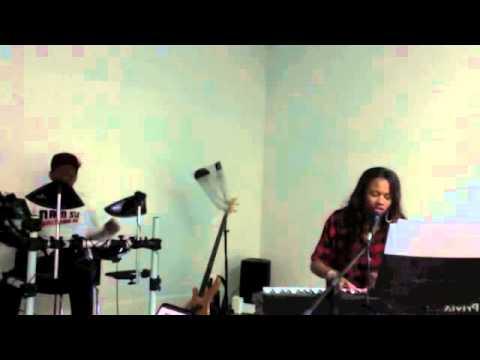 Música Dela (ensaio - cover) - Hojane e F-JOtta