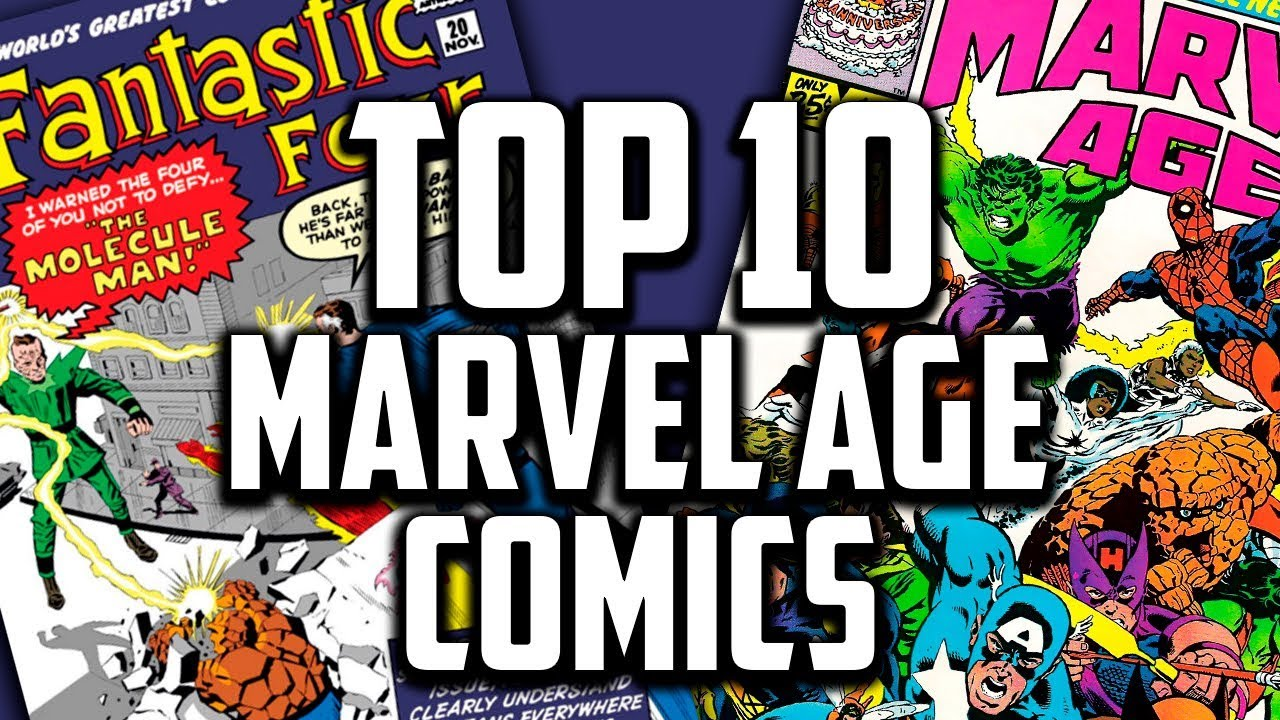 We Welcome MARVEL AGE to the OVERSTREET PRICE GUIDE