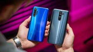 Realme XT порвал Redmi Note 8 Pro?