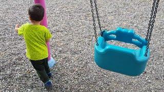 Berat Salıncağı Sallayıp Kaçtı Fun Kids Video