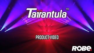 ROBE lighting - Tarrantula product video