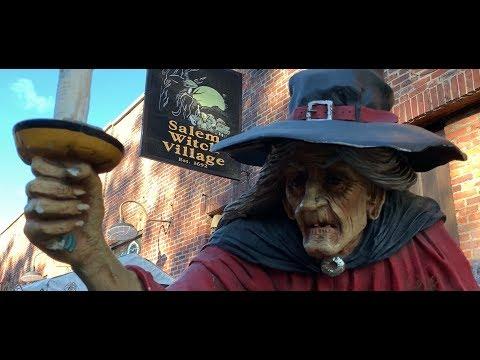 Salem Massachusetts October 2018- D Tours #119 10/12/18