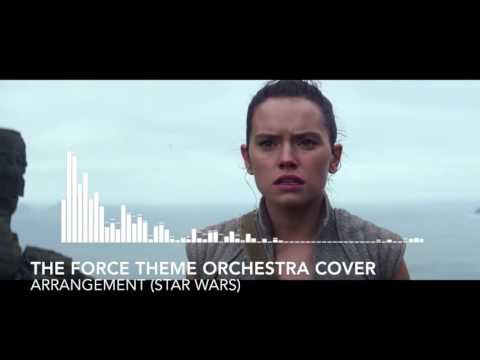 "Thumbnail: ""The Force Theme Orchestra Cover"" - Arrangement"