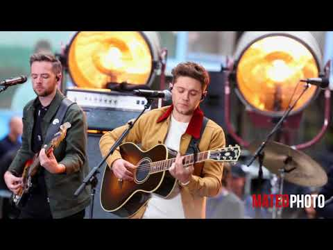 Niall Horan - Flicker, Live on the Today...