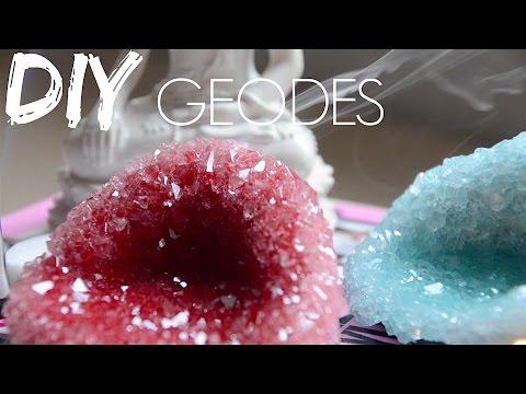 Deco Diy Tumblr Inspired Crystals  Pauadell