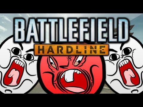 Battlefield Hardline Funny Moments! (RAGE, Sandstorm Levolution, and Epic Fails)