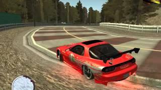 Drift carro de Vin Diesel