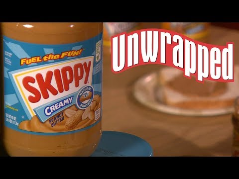 How Skippy Peanut Butter Is Made | Food Network