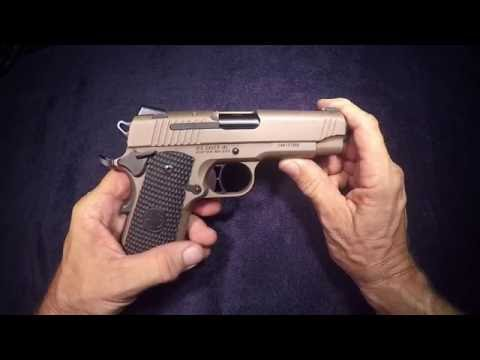 Sig Sauer 1911 Emperor Scorpion Carry (Fastback )