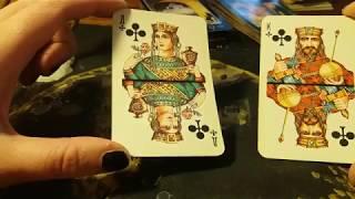 видео Гадания на игральных картах: расклады и точные толкования