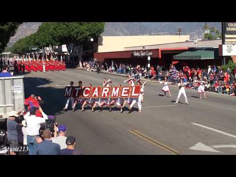 Mt. Carmel HS - Glorious Victory - 2017 Arcadia Band Review