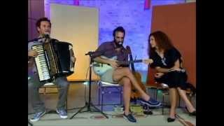 Sarau [06/05/11] Marcelo Camelo, Marcelo Jeneci e Vanessa da Mata - 1/3