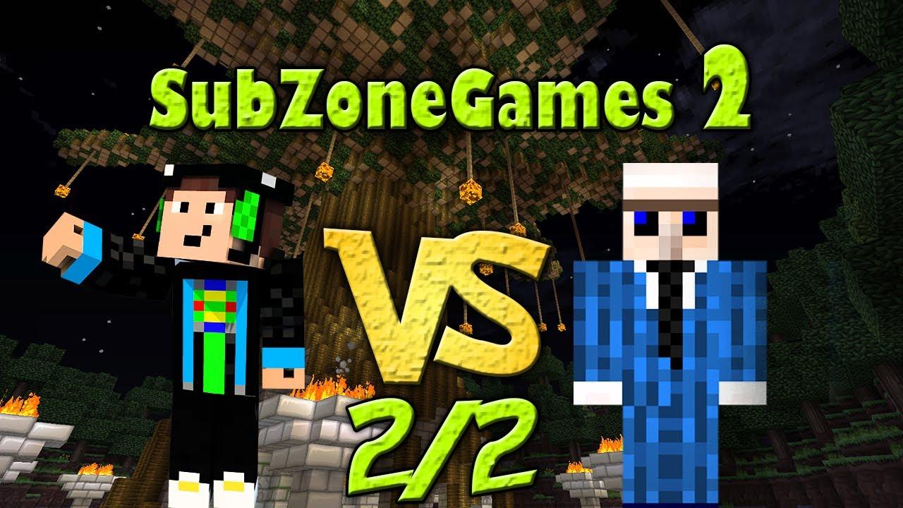 minecraft subzonegames