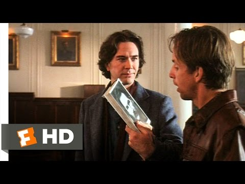 The Dark Half (2/11) Movie CLIP - A Tale of Two Authors (1993) HD