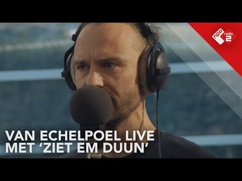 Van Echelpoel - 'Ziet Em Duun' Live @ Stenders Platenbonanza | NPO Radio 2