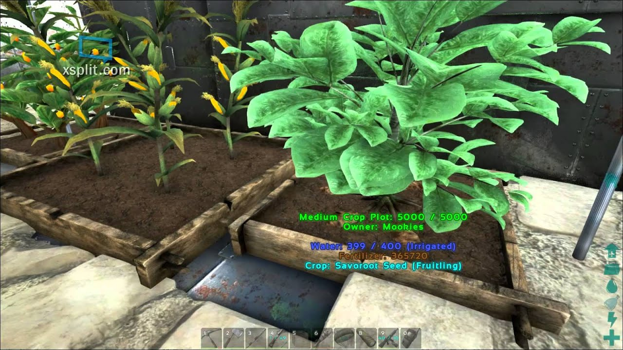 Ark Survival Evolved Patch 223 2 Farming Citronal Savoroot Rock Carrots And Longrass You