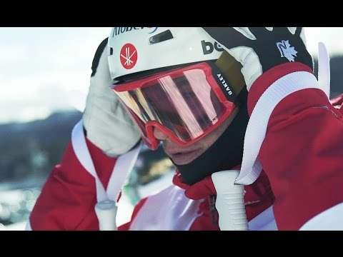 """Everyone wants to beat me"": Mikael Kingsbury, #1 moguls skier"