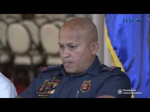 Press Conference by President Rodrigo Roa Duterte 1/29/2017