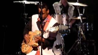 Earl Jackson as Chuck Berry Rockin