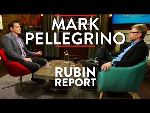 Mark Pellegrino and Dave Rubin discuss Capitalism and the Role of Government (full episode)