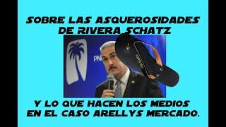 Sobre las asquerosidades de Rivera Schatz y lo que hacen los medios en el caso Arellys Mercado