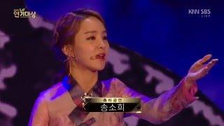 2015 SBS 연기대상