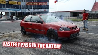 Going Nearly 150mph on an EBAY Turbo!
