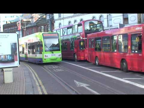 London Trams 3 Croydon