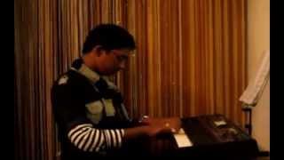 Etho Oru Paattu Akhil Keyboard Instrumental