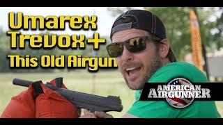 Air Gun Review Umarex Trevox : This Old Feinwerkbau Air Rifle