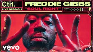 Смотреть клип Freddie Gibbs - Soul Right