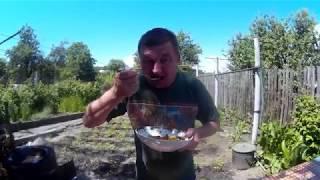 Макароны с мясом в казане по татарски (2019)