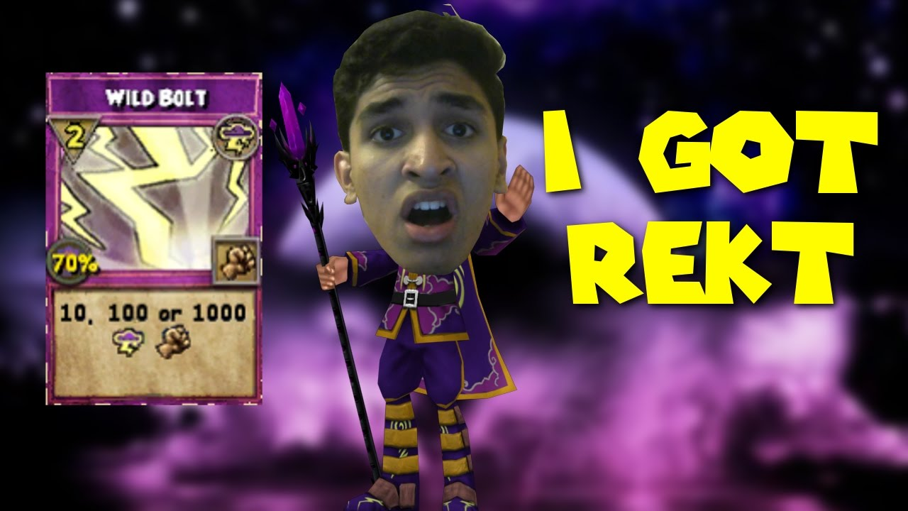 Wizard101 Level Ten Storm Bolt PvP: This Game Is TESTING ME