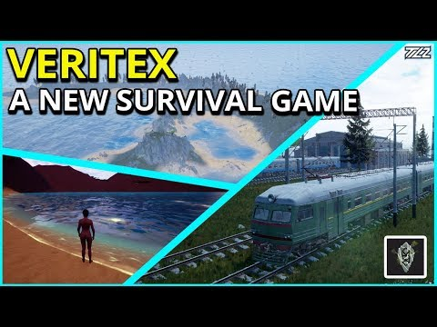 A NEW Survival Game Is Here!! VERITEX Gameplay (Rust/Ark Feels) thumbnail