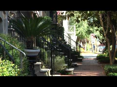 The History of Preservation in Savannah, GA