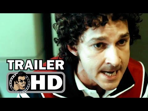 BORG VS. MCENROE Official Red Band Trailer (2017) Shia LaBeouf Wimbledon Movie HD