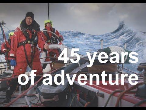 45 years of adventure | Volvo Ocean Race