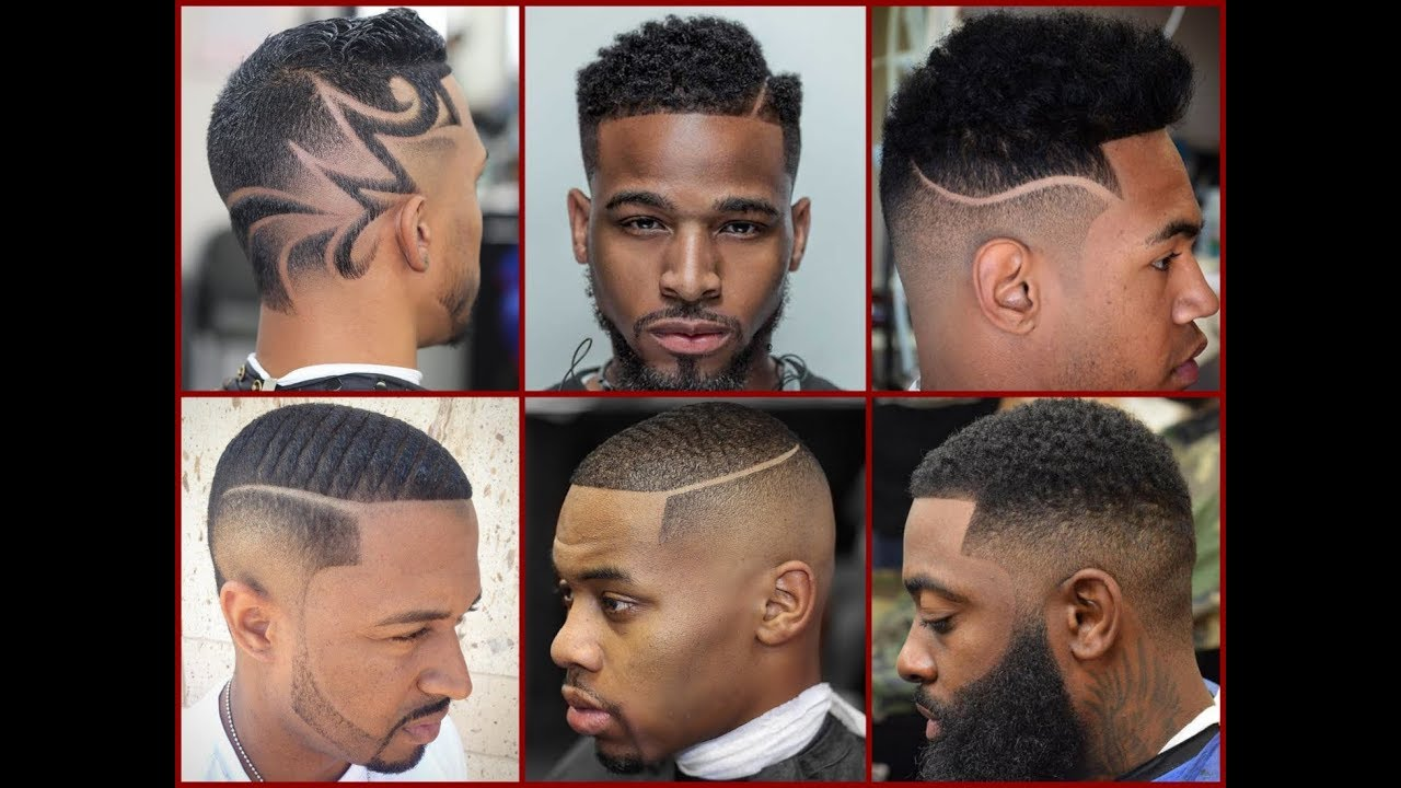 50 best fade haircuts for black men's - black men's haircut ideas