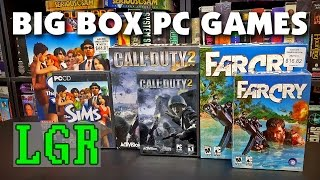 LGR - The 'Final' Big Box PC Games Released